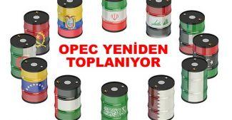 OPEC, Nisan ayında toplanacak