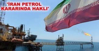 Rusya, İran'ın kararını haklı buldu