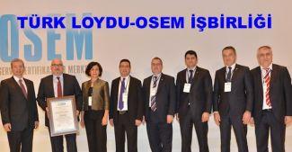 Türk Loydu-OSEM ile işbiriği yaptı