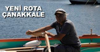 Hüseyin Ürkmez, bu sefer Çanakkale için kürek çekecek