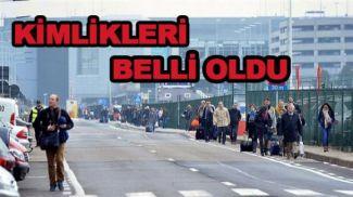 Brüksel Havalimanı'ndaki saldırıyı gerçekleştirenlerin isimleri belli oldu