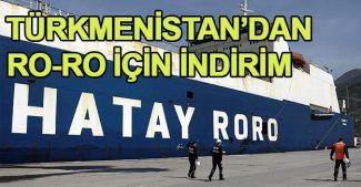 Türkmenistan'dan yüzde 20 indirim