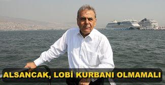 'Alsancak limanı, lobilere kurban edilmemeli'