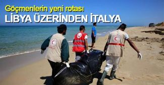 Göçmenler Türkiye'yi rotalarından çıkarıyorlar