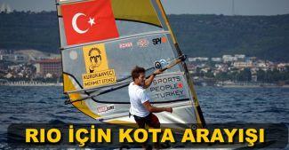 Türkiye Rio Yaz Olimpiyatları için kota arayışında