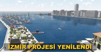 İzmir Körfezi projesi yenilendi