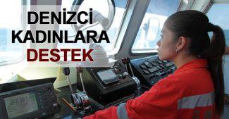 IMO'dan denizci kadınlara destek