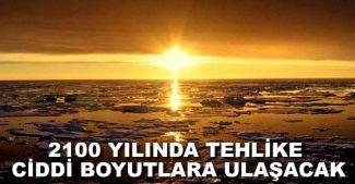 Kerry: 2100 yılında deniz seviyesindeki yükseliş iki metreye yaklaşabilir