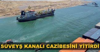 Ucuz petrol fiyatları Süveyş Kanalı'nı bitirdi
