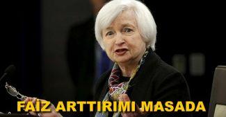 'Fed faiz artırımı için ilerliyor'