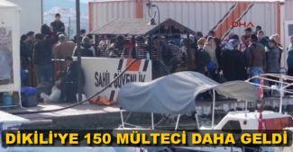 150 sığınmacı daha Türkiye'ye gönderildi