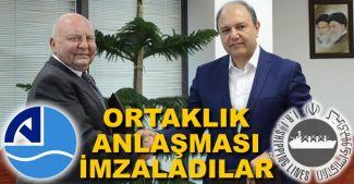 Arkas ile İran'lı IRISL Group, ortaklık anlaşması imzaladı