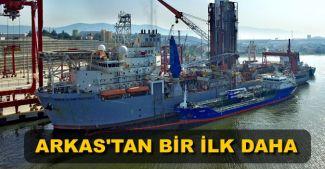 Arkas Petrol, sondaj gemisine ikmal yaptı