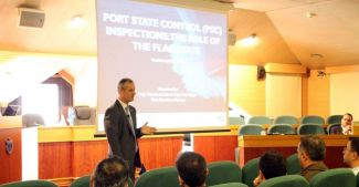 Seminar on Port State Control Inspections