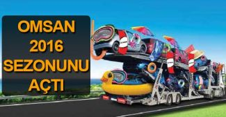 OMSAN'la Arabam Tatilde 2016 sezonunu açtı