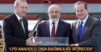 """LPD Anadolu, 400 milyon euro tasarruf sağladı"""