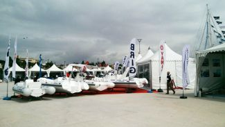 Yacht Show Eurasia kapılarını açtı