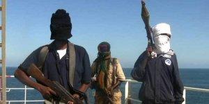 Gabon'da korsanlar Çinli balıkçılarıkaçırdı