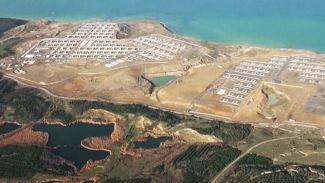 3.Havalimanına özel ikmal limanı