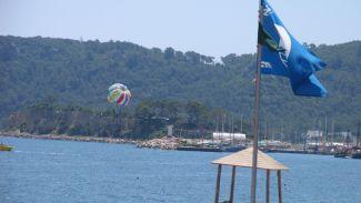 Türkiye'de 'Mavi Bayrak'ın lideri Antalya oldu