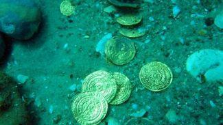 İsrailli dalgıçlar 1600 yıllık batık keşfetti