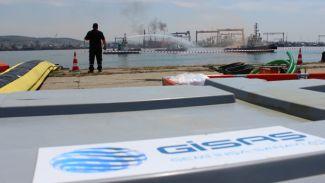 GİSAŞ 12.Deniz Kirliliği Tatbikatı gerçekleşti