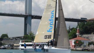 HUAFON Cup Yelken Yarışları sona erdi