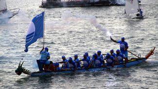 Samsun'da 2 plaja mavi bayrak
