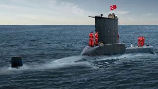 Milli denizaltılar 2020'de teslim edilecek