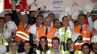 Bakan Ahmet Arslan Avrasya Tüneli'nden geçiş ücretini açıkladı