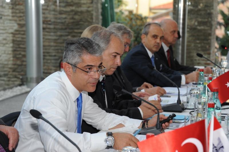 Abs 6 karadeniz teknik isbirliği komite toplantısı