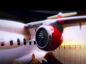 Türkiye'nin ilk yerli uçağı TRJ-628