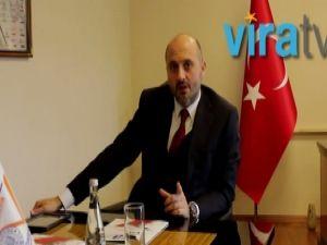 Murat Kıran: Gemi inşa vazgeçilemez bir sektör