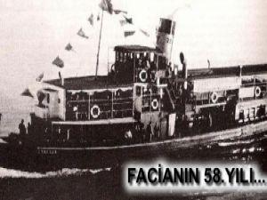 1 Mart 1958 Üsküdar Vapuru faciası