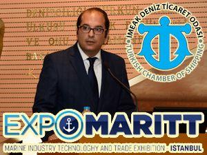 İMEAK Deniz Ticaret Odası'ndan EXPOMARITT'e tam destek