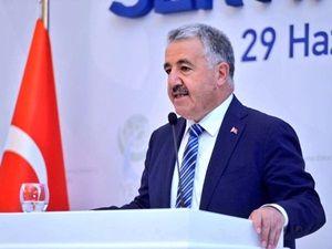"""Arslan: """"Hedefimiz 6 bin teknenin Türk bayrağına geçmesidir"""""""