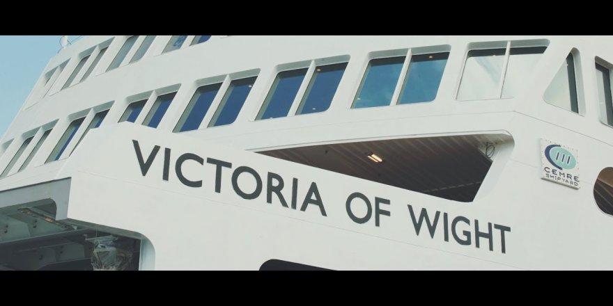 Victoria of Wight Documentary / Cemre Tersanesi yolcu gemisi belgeseli